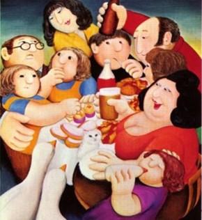 Childhood Obesity – A FamilyProblem