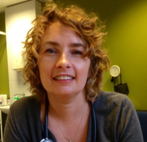 Introducing our Lead GP columnist, Dr ClaireDavies