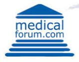 medical forum logo